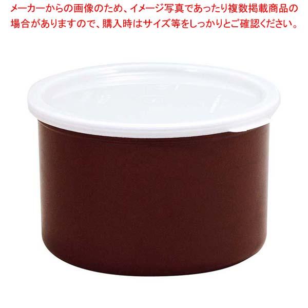 【まとめ買い10個セット品】 キャンブロ クロック・カラー CP27 レディッシュブラウン【 ストックポット・保存容器 】
