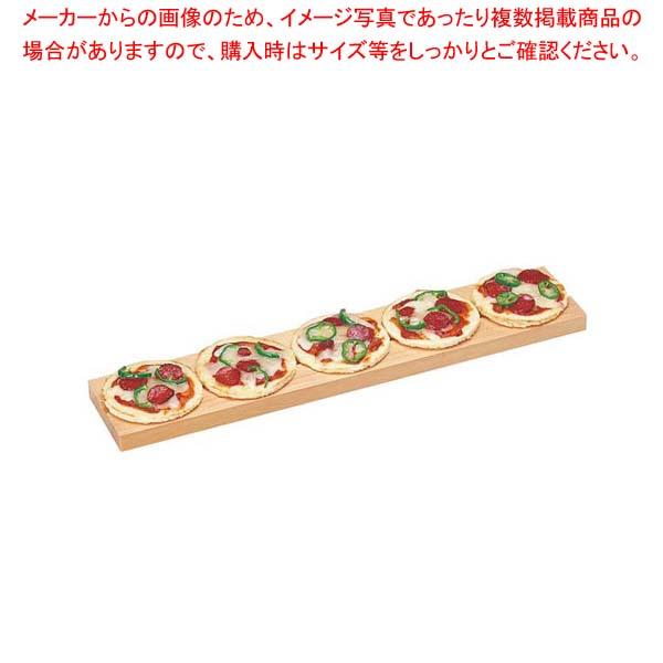 【まとめ買い10個セット品】 木製 ピザ・ソーセージトレイ 32100