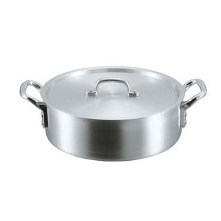 【まとめ買い10個セット品】 EBM アルミ S型 外輪鍋 33cm