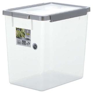 【まとめ買い10個セット品】 パッセタイト ロック式 シール容器 TW-200 シルバー