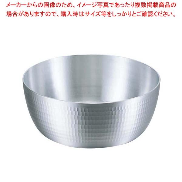 【まとめ買い10個セット品】 【 即納 】 アルミ 打出 ヤットコ鍋(目盛付)24cm