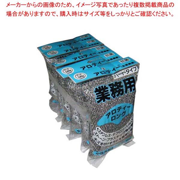 【まとめ買い10個セット品】 アロティーロング カラータック付(6個入)黄【 清掃・衛生用品 】