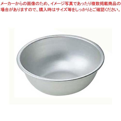 【まとめ買い10個セット品】 アルマイト ボール(目盛付)54cm【 ボール・洗い桶 】
