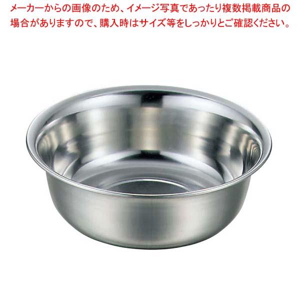 【まとめ買い10個セット品】 モモ 18-0 洗い桶 36cm