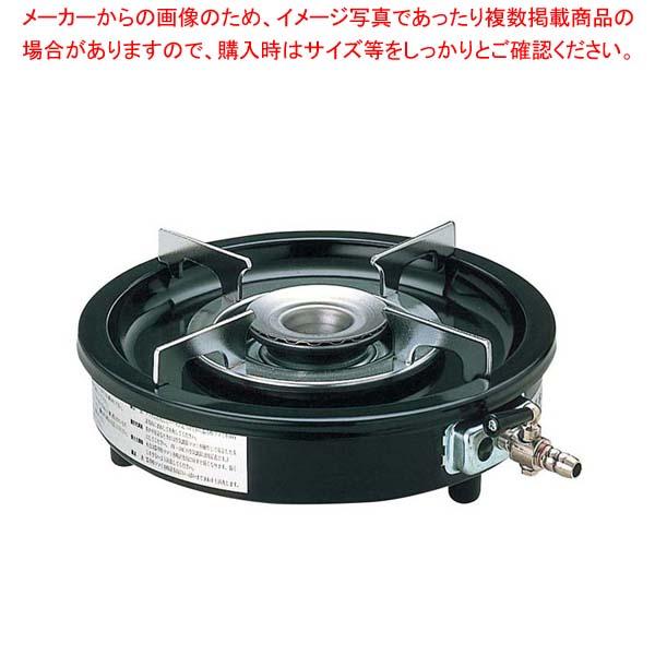 【まとめ買い10個セット品】 丸型コンロ SK-33D LP