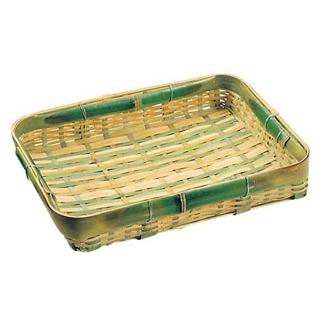 【まとめ買い10個セット品】 竹製 大阪タラシ(佐渡製)中(420×300)