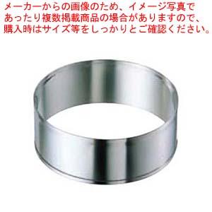 【まとめ買い10個セット品】 EBM ゴム付ステン枠用 裏漉用枠(ドラム)30cm