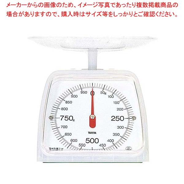 【まとめ買い10個セット品】 タニタ クッキングスケール 1kg KA-001 クリアホワイト【 ハカリ 】