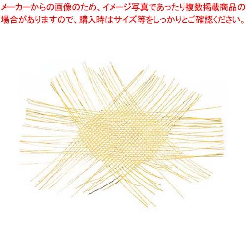 【まとめ買い10個セット品】 竹 丸型 魚ムシ網(14408)【 すし・蒸し器・セイロ類 】