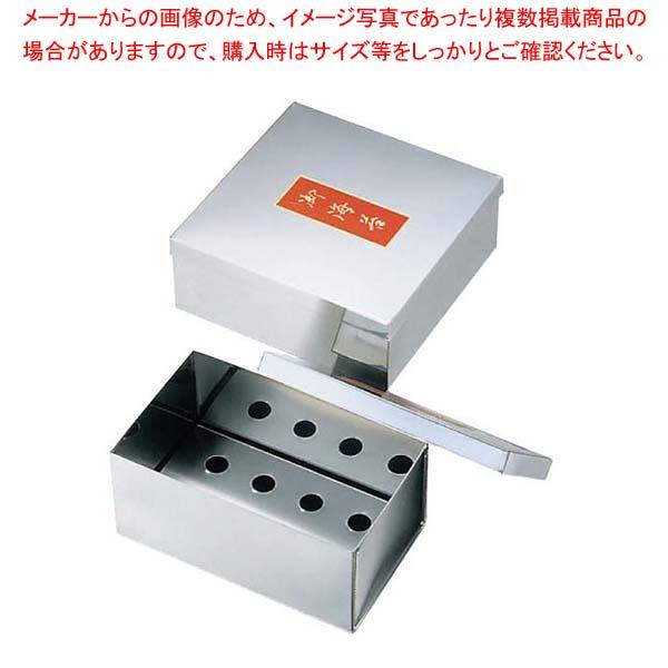 【まとめ買い10個セット品】 【 即納 】 EBM 18-0 のり缶 小(5束入)227×137×65