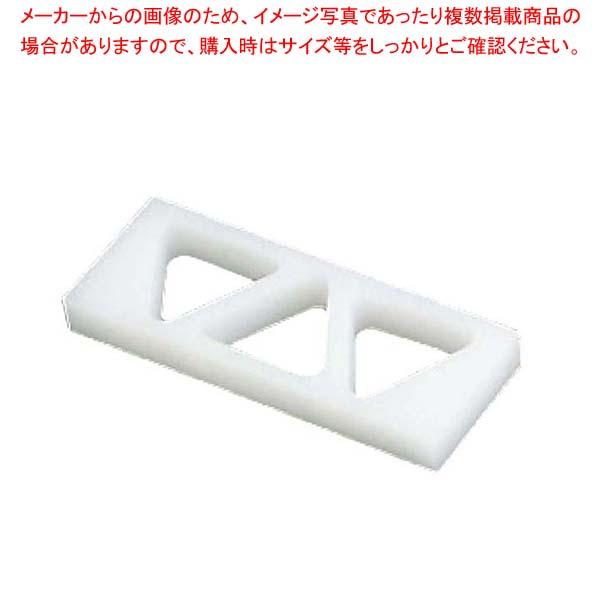 【まとめ買い10個セット品】 PE おにぎり型(A)関西型 3穴 小【 おにぎり型・ライス型・押し寿司型 】