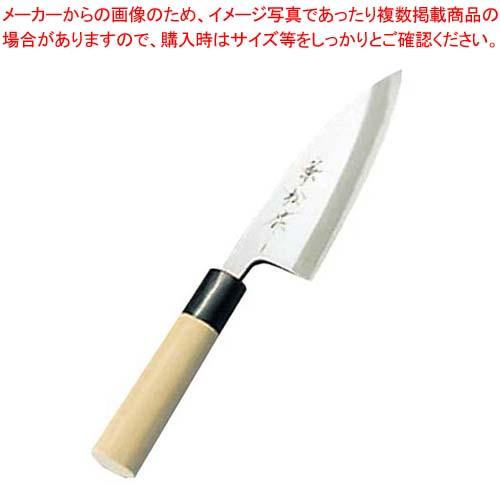 【まとめ買い10個セット品】 兼松作 日本鋼 小出刃庖丁 12cm【 庖丁 】