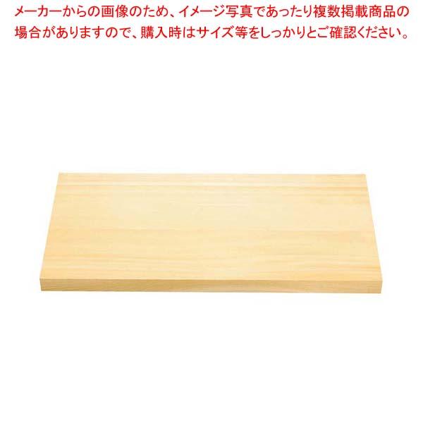 EBM 木曽桧 まな板 750×390×30【 まな板 檜 業務用まな板 ヒノキ 板 木製 】