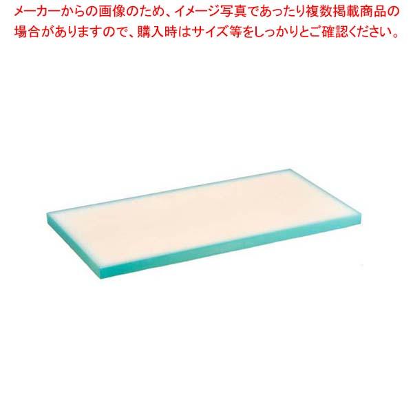 【まとめ買い10個セット品】 プラスチック軽量まな板 KR1 ブルー 【 まな板 カッティングボード 業務用 業務用まな板 】