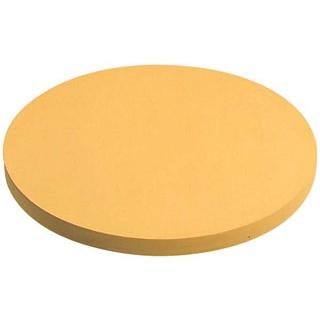 ゴム 中華まな板 φ450×H30【 まな板 カッティングボード 業務用 業務用まな板 】