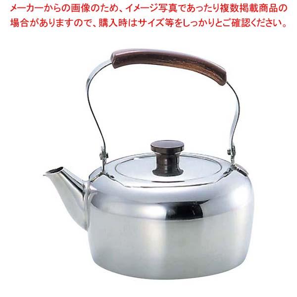 【まとめ買い10個セット品】 PM 18-8 ケットル 5.0L