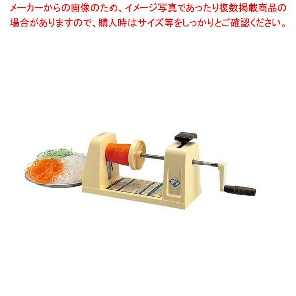 【まとめ買い10個セット品】 PC 手動式 つま一番 HS-313 【 大根 】【 手動スライサーセット 】【 フードカッター 業務用 野菜カッター フードプロセッサー マルチフードカッター 調理カッター 】