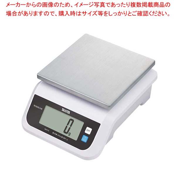 【まとめ買い10個セット品】 タニタ デジタルスケール 2kg KW-210【 ハカリ 】