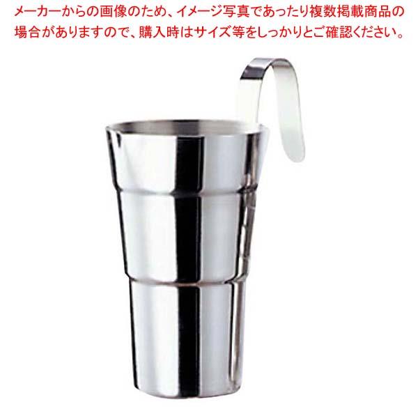 【まとめ買い10個セット品】 モモ 18-8 酒タンポ(チロリ)2.0合【 加熱調理器 】