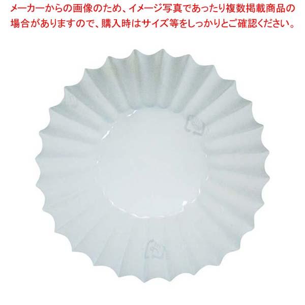【まとめ買い10個セット品】 PETフィルムケース(500枚入)ホワイト 6A【 厨房消耗品 】 【 バレンタイン 手作り 】