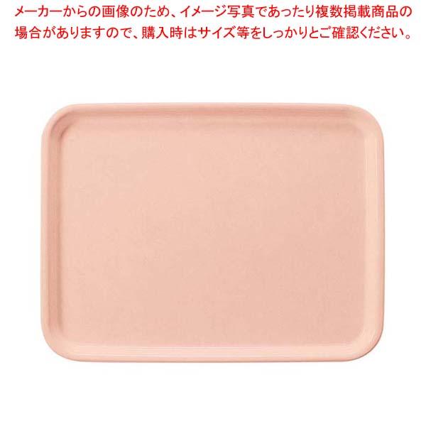 【まとめ買い10個セット品】 長角トレイ AP-440-P ピンク FRP