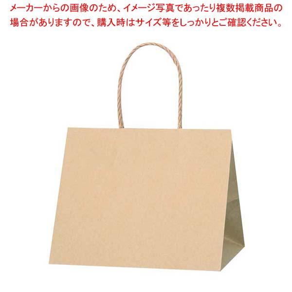 【まとめ買い10個セット品】 手堤袋 Pスムース 25-19(25枚入)未晒無地