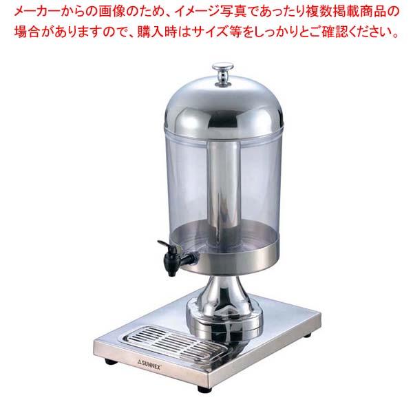 SX ジュースディスペンサー シングル X23688【 ビュッフェ・宴会 】