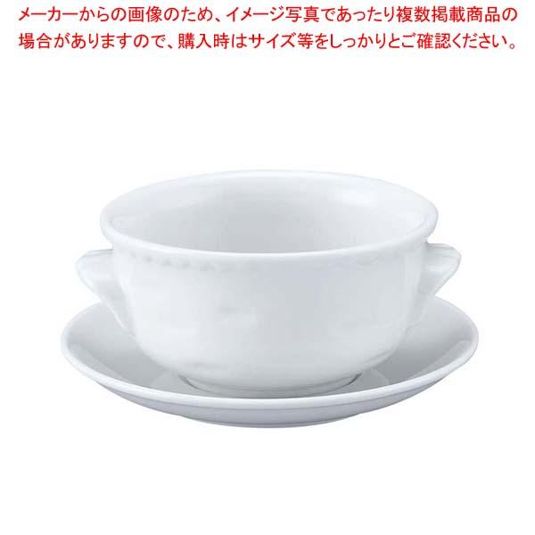 (訳ありセール 格安) eb-1504200 0346ページ ランキング総合1位 17番 人気 販売 通販 9016930 業務用 クリームカップ用ソーサー オーブンウェア 白 シェーンバルド