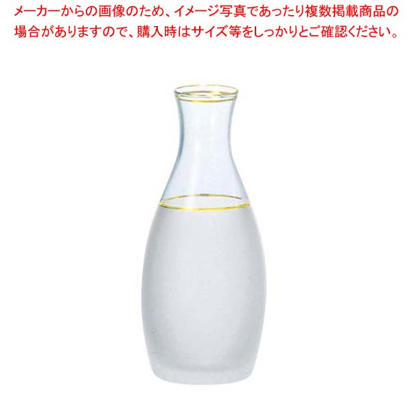 【まとめ買い10個セット品】 徳利(消金線)61001-478【 グラス・酒器 】