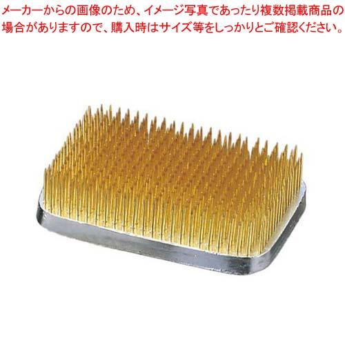 【まとめ買い10個セット品】 特製 剣山 角 特一大 ゴムリング無【 卓上小物 】
