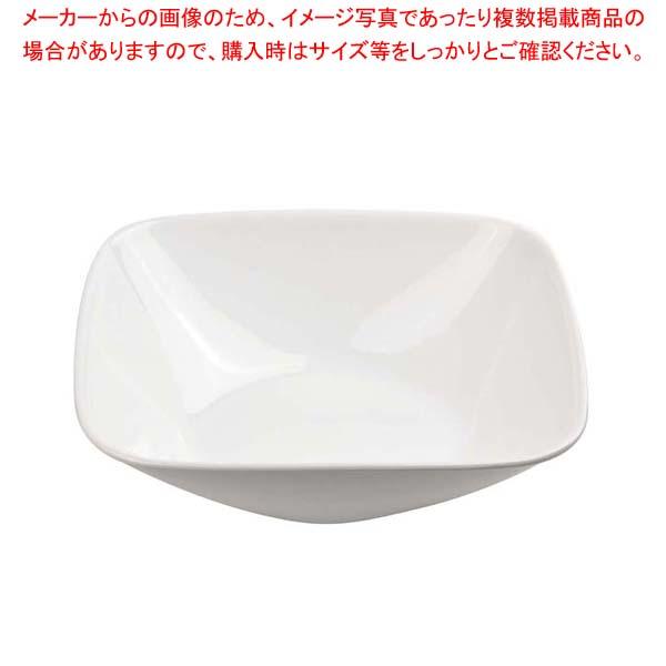 【まとめ買い10個セット品】 コレール ウインターフロストホワイト スクエア大ボウル J2348-N CP-8906【 和・洋・中 食器 】