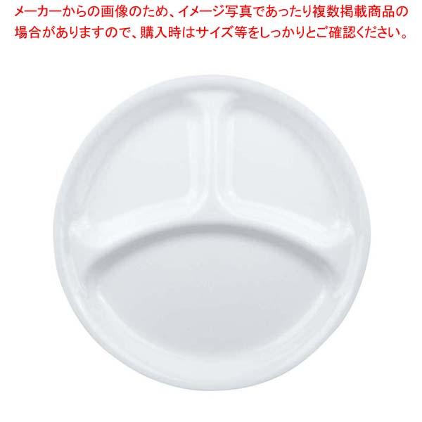 【まとめ買い10個セット品】 コレール ウインターフロストホワイト ランチ皿(大)J310-N CP-8914【 和・洋・中 食器 】