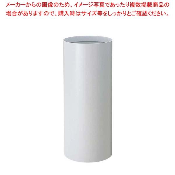【まとめ買い10個セット品】 EBM 丸 カラーダストボックス MCR-300D ホワイト【 店舗備品・インテリア 】