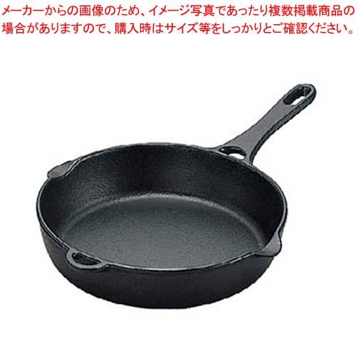 【まとめ買い10個セット品】 南部鉄 フライパン 17cm 24010【 フライパン 】