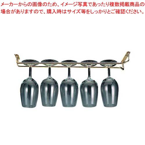 【まとめ買い10個セット品】 金メッキ グラスハンガー 16インチ【 ワイン・バー用品 】