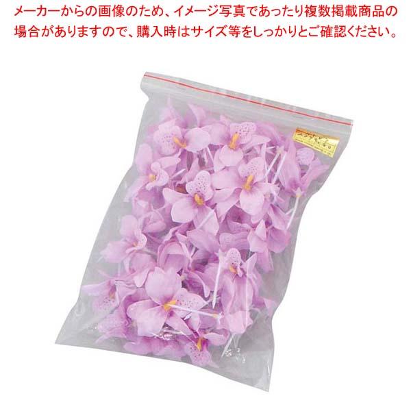 【まとめ買い10個セット品】 フラワーピック #302 紫(50本・袋入)
