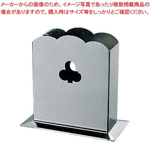 【まとめ買い10個セット品】 TY 18-8 角 ナフキン立【 卓上小物 】