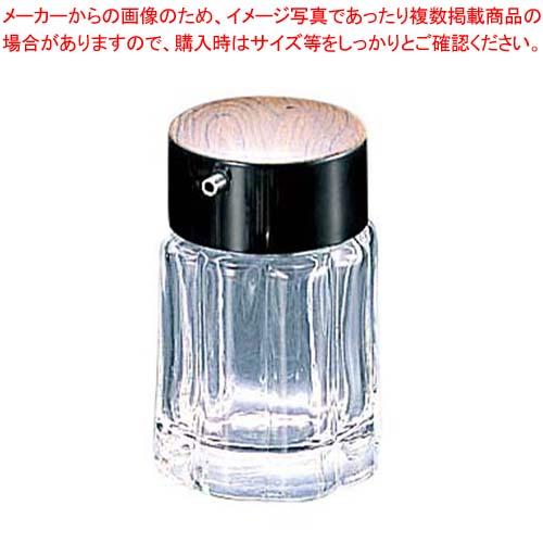 【まとめ買い10個セット品】 69 木目 しょう油さし ガラス製【 卓上小物 】