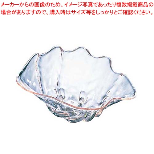 【まとめ買い10個セット品】 シャコ貝 クリア M プラスチック【 ビュッフェ関連 】
