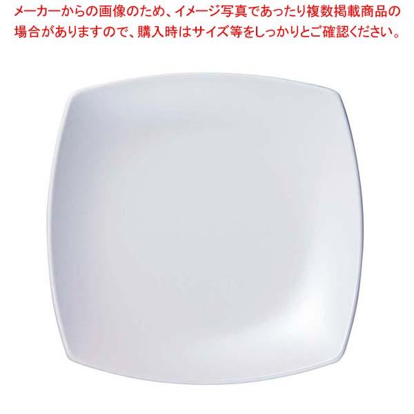 【まとめ買い10個セット品】 メラミン 菜津味菜皿 SS-21 ホワイト