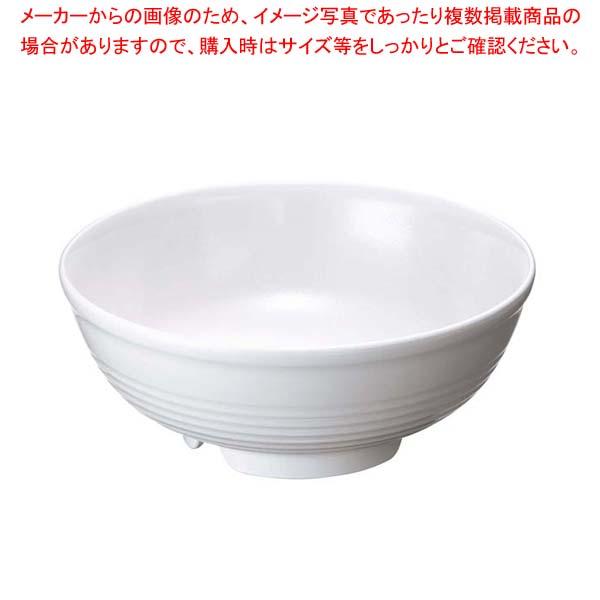 【まとめ買い10個セット品】 メラミン 多用丼 TD-915 ホワイト