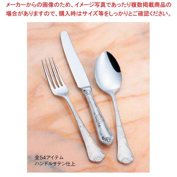 【まとめ買い10個セット品】 18-8 唐草 フルーツフォーク(H・H)