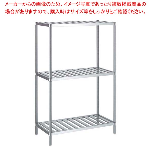 パンラック RS3型(スノコ棚3段仕様)RS3-6060 sale【 メーカー直送/後払い決済不可 】