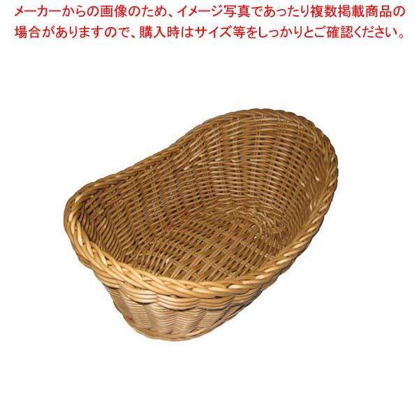 【まとめ買い10個セット品】 ザリーン社 PP製 ウイングバスケット ベージュ 105041