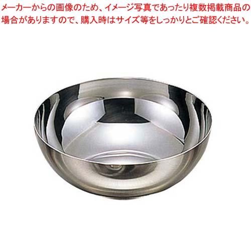 【まとめ買い10個セット品】 朝鮮食器 18-8 汁碗 NO.4 φ158×H65