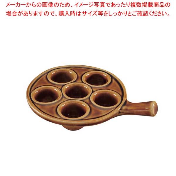 【まとめ買い10個セット品】 マトファー エスカルゴプレート 10492 6ヶ取 陶磁器【 オーブンウェア 】