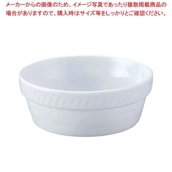 【まとめ買い10個セット品】 シェーンバルド 丸型 オーブンディッシュ 9278217(3011-17)白【 オーブンウェア 】