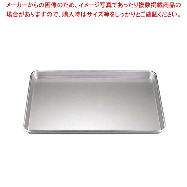 【まとめ買い10個セット品】 アルマイト 浅型 天板 3号 510×370×H30【 製菓・ベーカリー用品 】