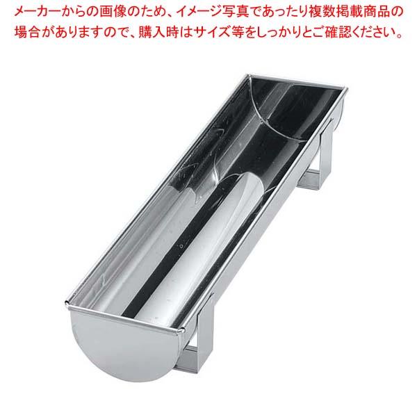 【まとめ買い10個セット品】 EBM 18-0 足付 丸 トヨ型 蓋無 小 300×80