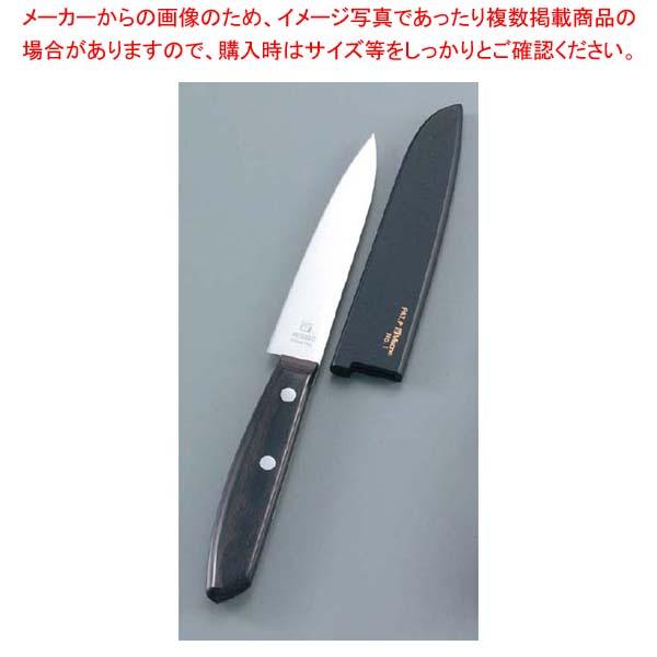 【まとめ買い10個セット品】 ミソノ 果物ナイフ(木製サヤ付)No.1 10.5cm【 庖丁 】